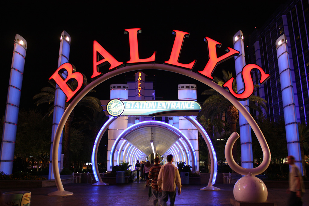 Ballys las vegas hotel casino are casino