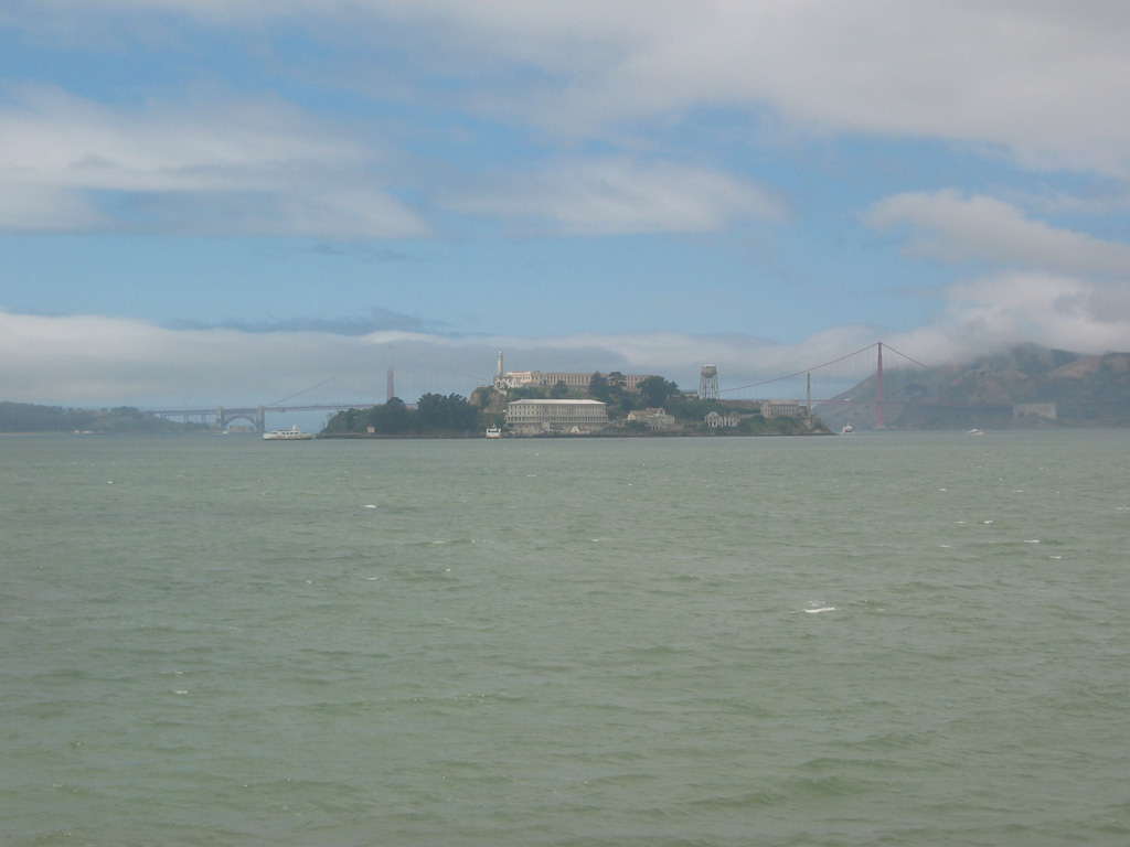 how to get to alcatraz from san francisco