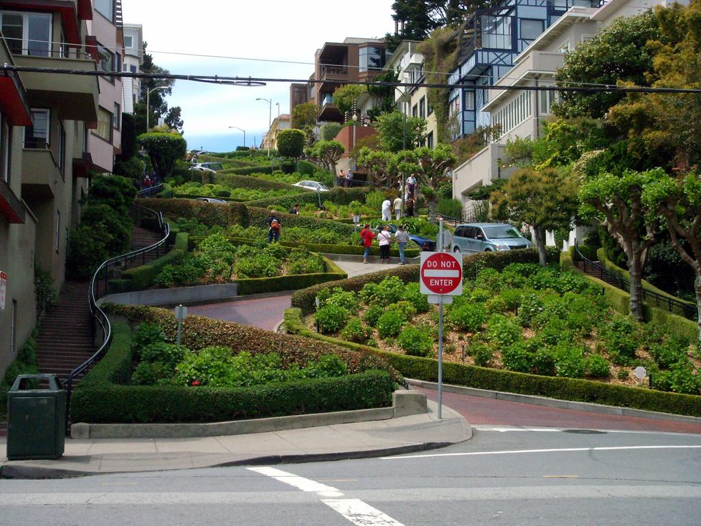 lombard street san francisco-#7