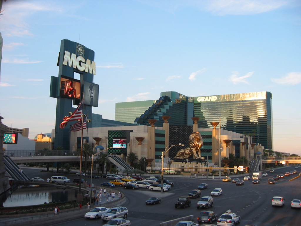 Mgm Grand Garden Arena Hotel
